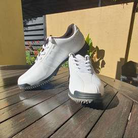 addidas GOLF-SHOES Size UK 7,5Traxion Greenstar Excellent condition