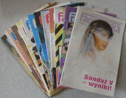 Fantastyka rocznik 1991 numery 1-4