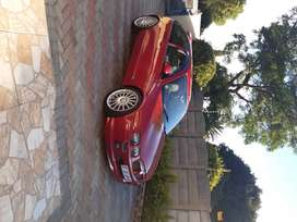 MG ZR 2002 model with a K-Series engine 1.8 16valve twin cam 160hp.