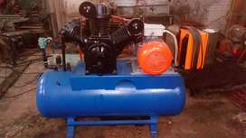 500L industrial air compressor