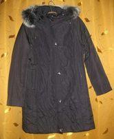пальто женское р 58-60 утепленное осенне-зимнее