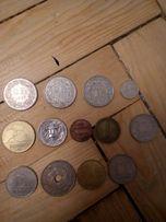 Продам монеты стран.Можно обмен на электронику.