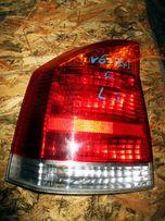 Lampa lewa tylna Opel Vectra C sedan lewy tył