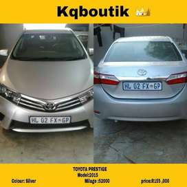 TOYOTA PRESTIGE AVAILABLE ASAP!!
