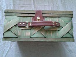 walizka piknikowa