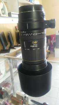 Image of Sigma lens for Canon 170 to 500mms