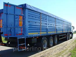 130 грн. Тент на зерновоз,прицеп,кузов,борт из ткани ПВХ Германия 680D