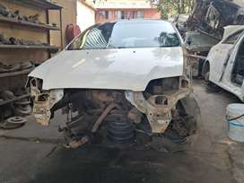 Chev Aveo 1.5 H/Back 2003 Stripping for USED Spares   Call/WhatsApp: 0