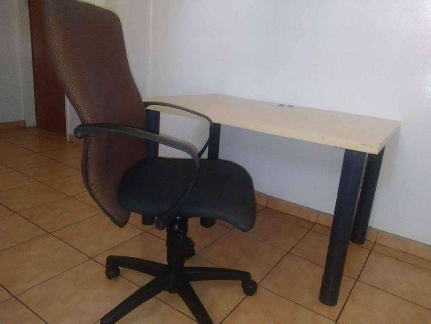 Office desk and a Chair