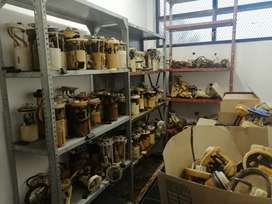 Second Hand Motor Spares