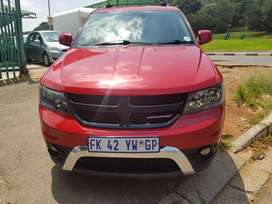 2016 Dodge Journey  3.2 With leather seats 7 seats