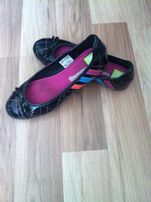 Лаковые балетки ТМ Adidas, оригинал, 37 размер.