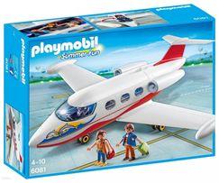 Najtaniej! Playmobil 6081 duży Odrzutowiec Wycieczkowy+wysyłka GRATIS!