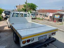 Flatbed for Toyota Hill D4D