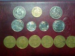Монеты СССР до реформы - царизма ---200 гр монета монголии-150