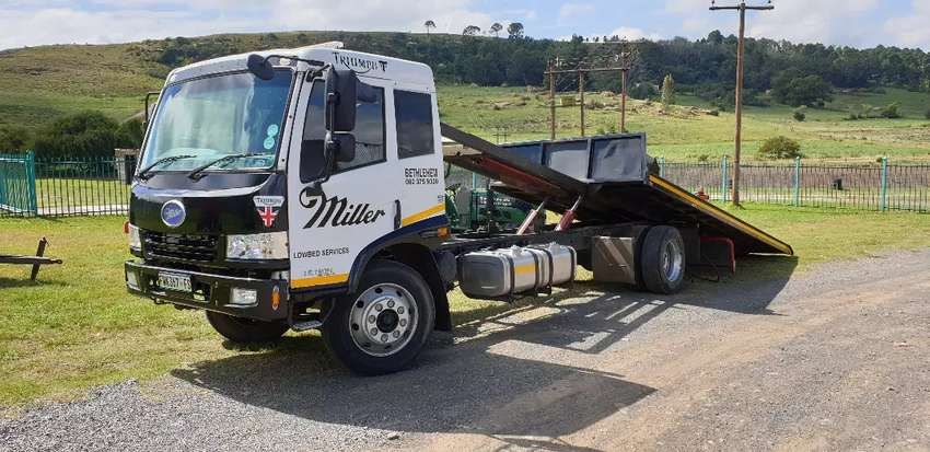 2016 FAW rollback (8ton) For Sale 0