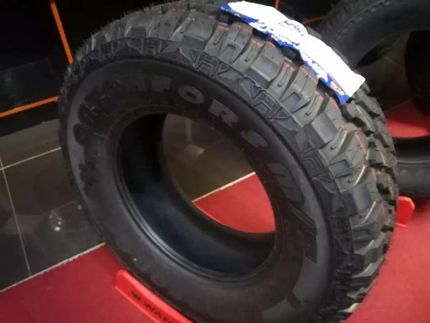New Bakkie tyres - Windforce 17inch 0