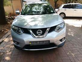 A 2016 Nissan X_Trail with 78000km with full service history