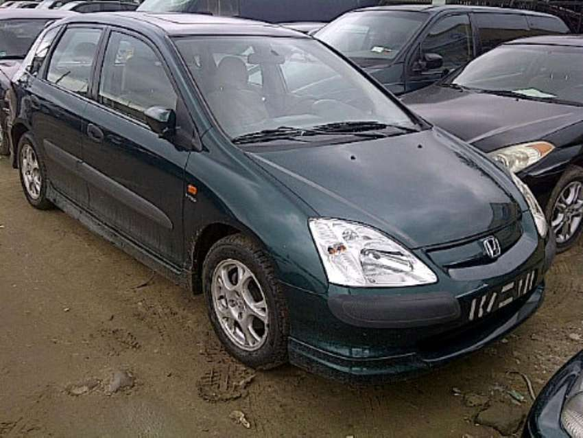 Honda Civic 0