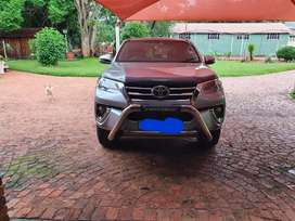 TOYOTA Fortuner 2.4 2019 for sale