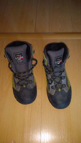 Buty Lytos turystyczne górskie rozmiar 34, wkładka 21 cm Czeladź - image 1
