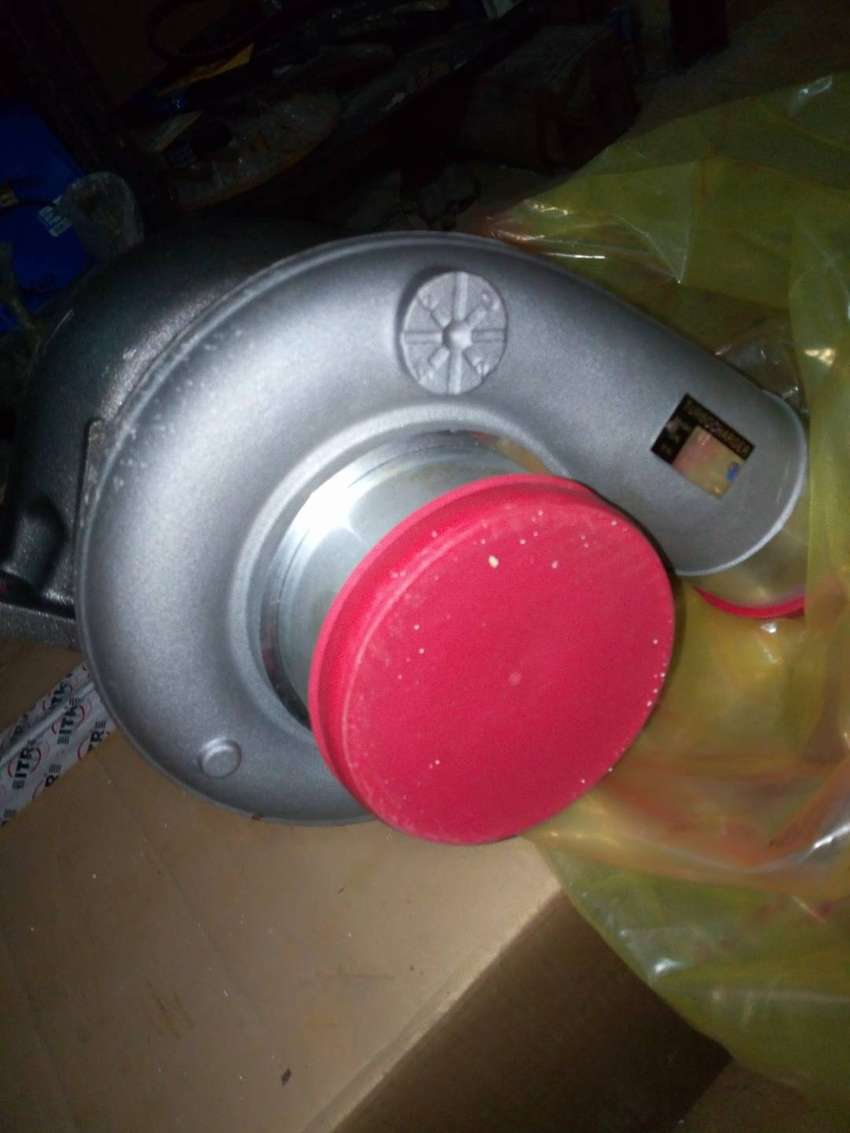 Turbocharger for Track C9 0