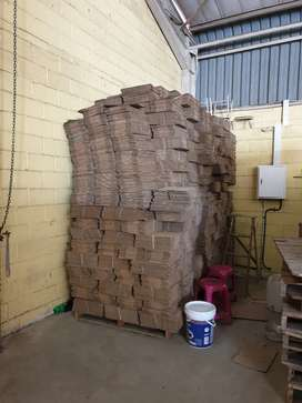 Cartons for sale