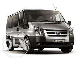 Пасажирські та вантажні перевезення !! Ford transit 8 пас місць