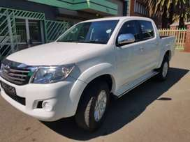 2013 Toyota Hilux 2.7 VVTi Raider Raised Body Double Cab