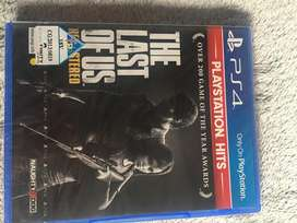 Last of us PS4 game