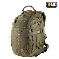 Рюкзак тактический Mission Pack Laser Cut M-Tac Olive, Coyote, Black