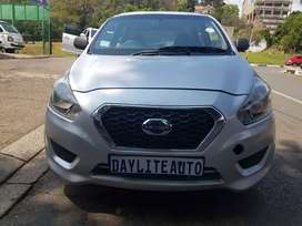 2018 Datsun Go+ 1.2 with 7 seats