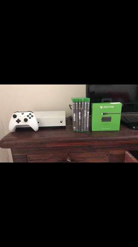 Xbox One S - 1 TB s for sale