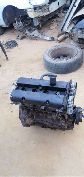Ford Figo/Ford Fiesta Engine 1.4 stripping for spares.