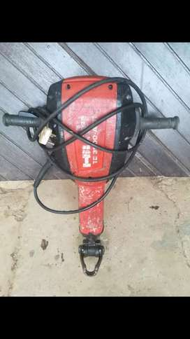 Hilti TE3000 industrial jack hammer for sale