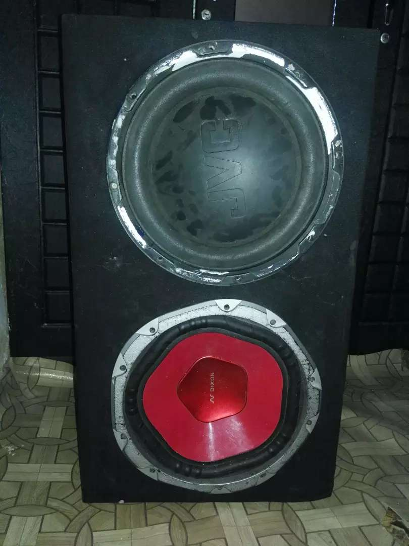 """2 * 12"""" subs for sale"""