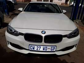 2014 BMW (316i) Automatic With Service Book
