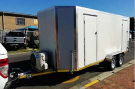 Premier Clinic/Medical Trailers for Sale - Brand NEW !!!