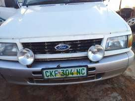 Ford Courier to sell
