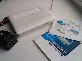 ASDL+ Wi-Fi роутер (маршрутизатор) ASUS DSL-G31