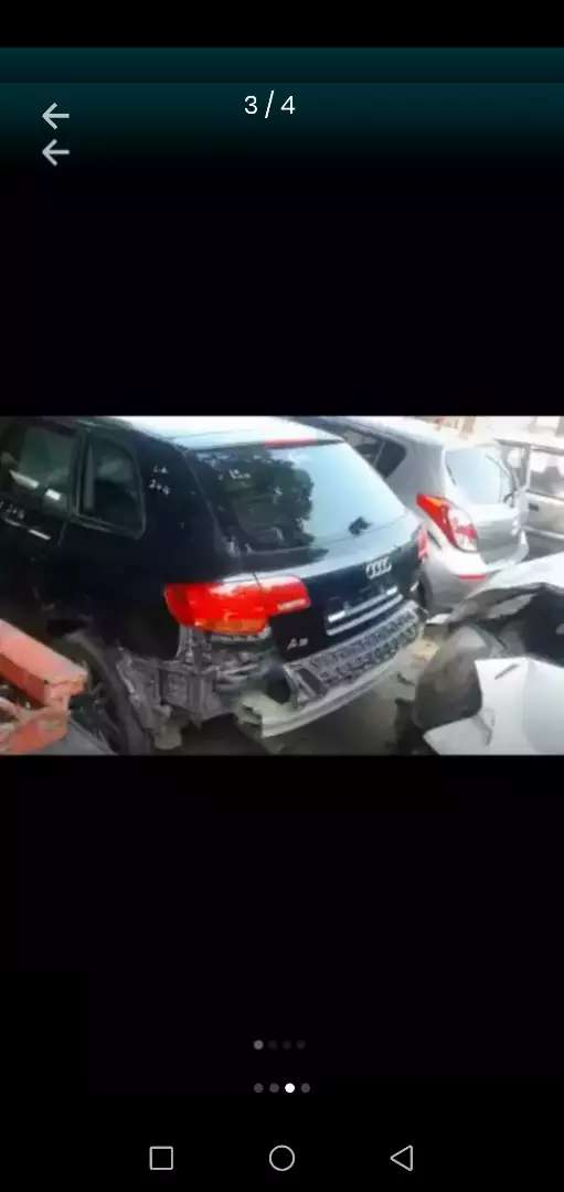 Audi A3 stripping for parts 0