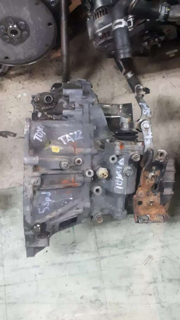 Toyota Tazz or Corolla 1.6 5 speed gear box for sale 0