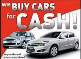 Cars and bakkies wanted. Cash paid!
