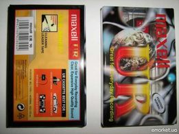 аудиокассеты Maxell UR 90 (made in E.U.)