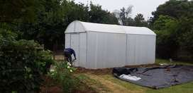 Greenhouse tunnels sell hobby tunnels backyard tunnels