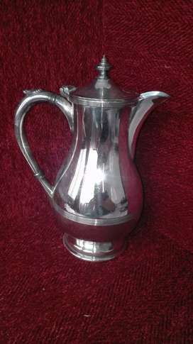 James Dixon silver tea pot