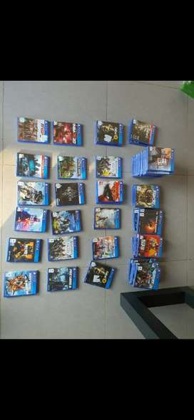 Various ps4 and xbox one games