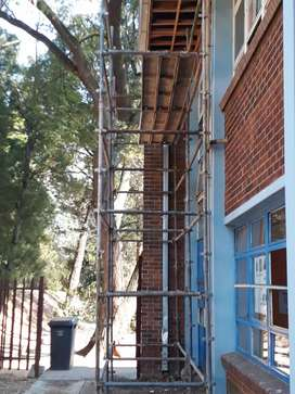 Scaffolding and ladder for hire