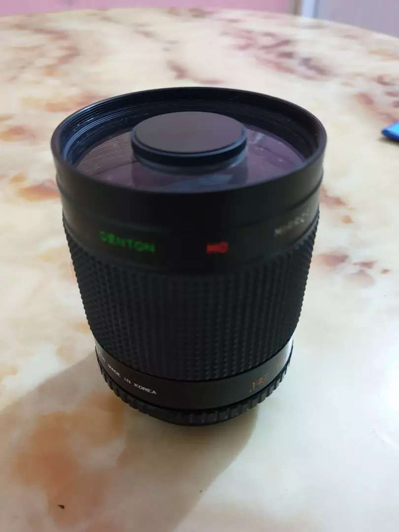 500mm mirror lens for Canon 0