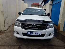 2015 Toyota hilux D4D  2. 5 4x4 for sale